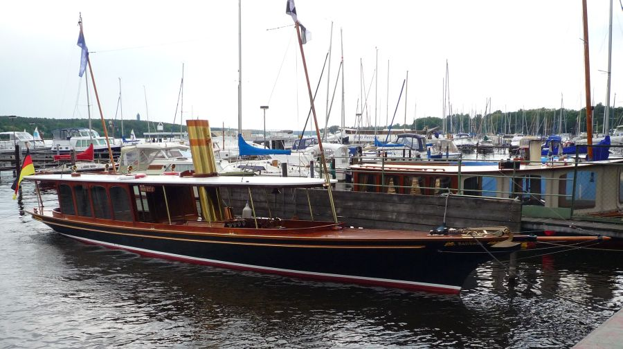 Steamboat Banshee - Picture 1 - taken by Rainer Radow: 2009-05