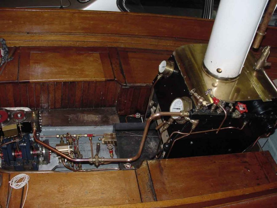 Steamboat Brunel - Picture 3