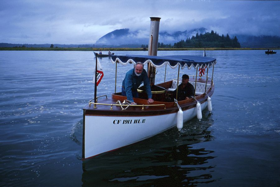 Steamboat Carol Ann - Picture 1 - taken by Rainer Radow: 1999-08