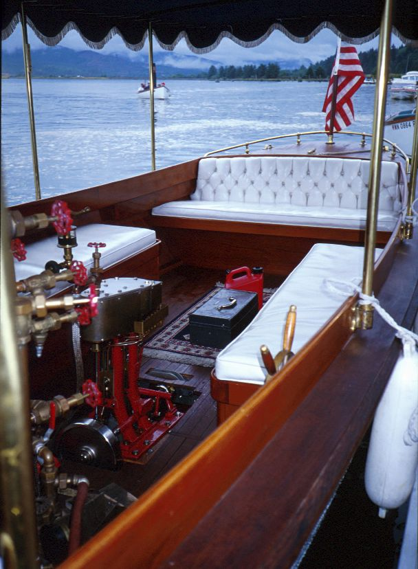 Steamboat Carol Ann - Picture 2 - taken by Rainer Radow: 1999-08