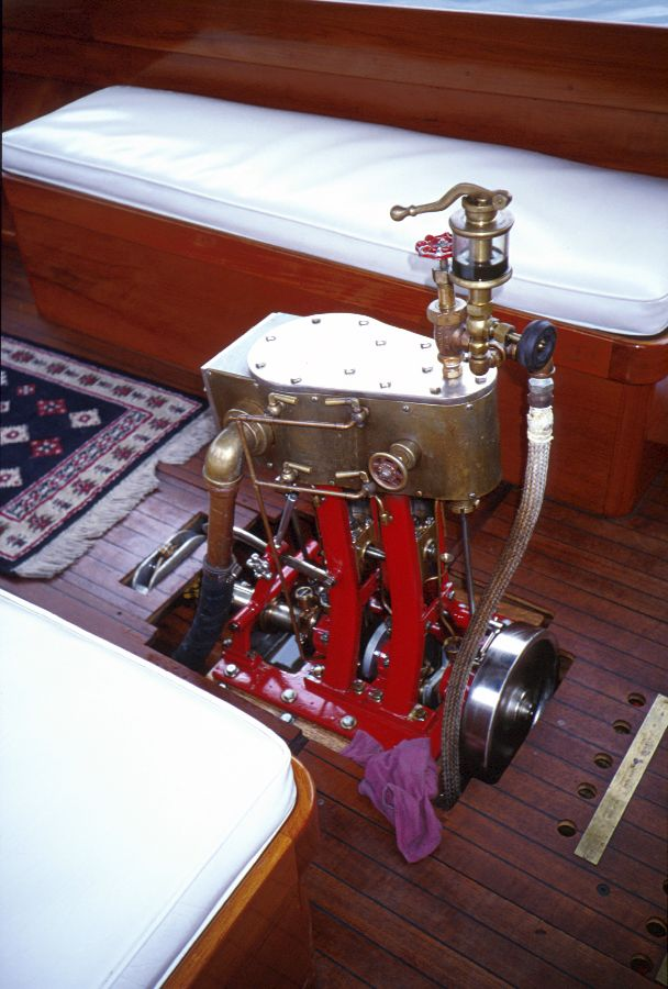 Steamboat Carol Ann - Picture 8 - taken by Rainer Radow: 1999-08