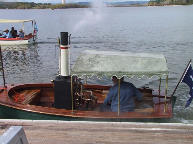 Steamboat Eureka - Picture 2