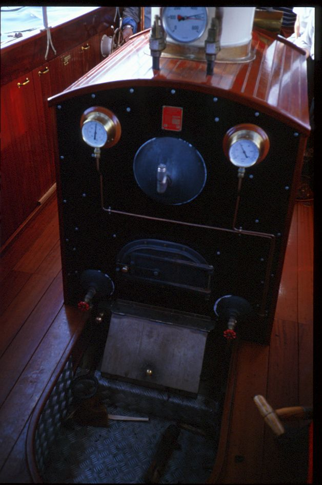Steamboat Mathilda - Picture 2: 1998