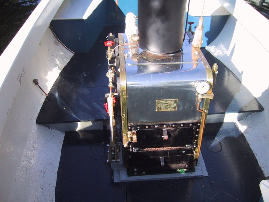 Steamboat Missiseipi - Picture 2