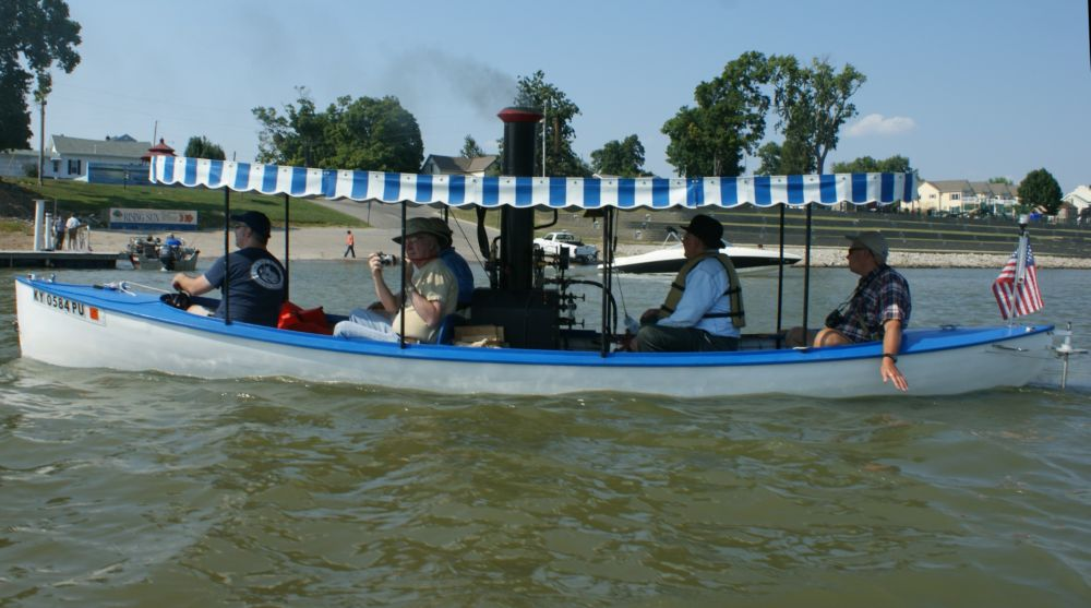 Steamboat Miss Blue - Picture 6