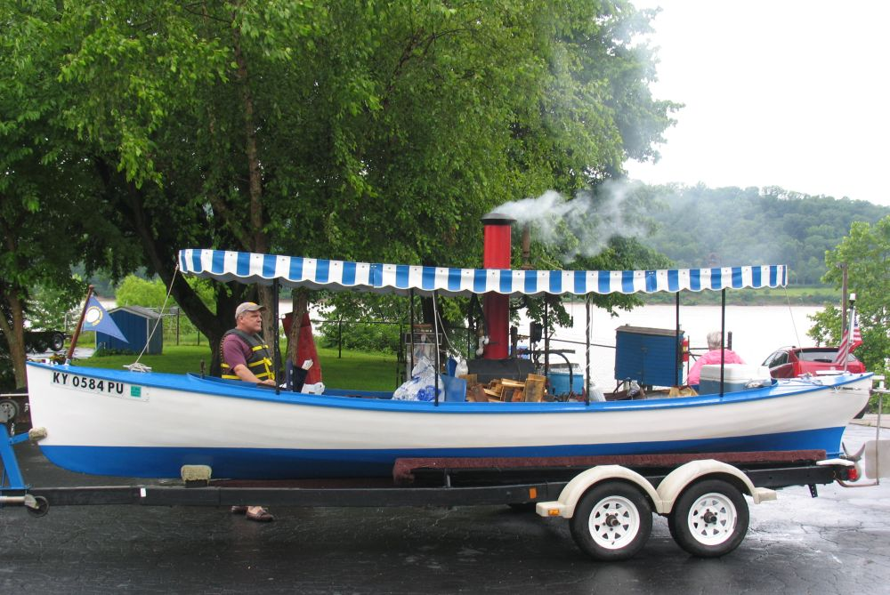 Steamboat Miss Blue - Picture 7