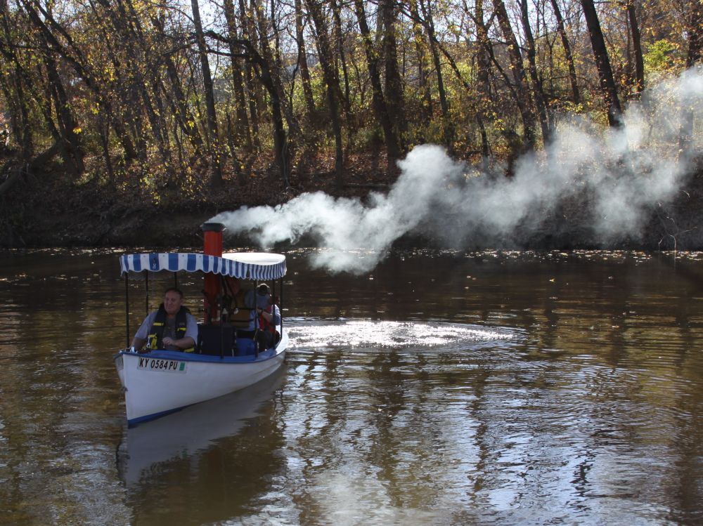 Steamboat Miss Blue - Picture 4