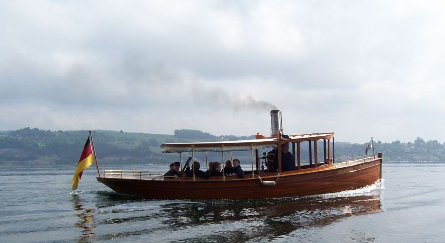 Steamboat Münchhausen - Picture 1
