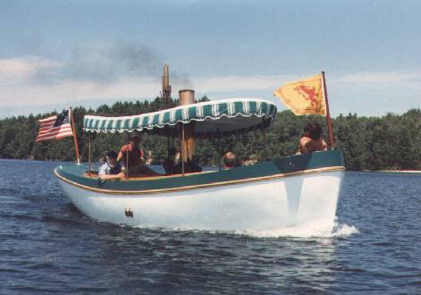 Steamboat Pamelain - Picture 2