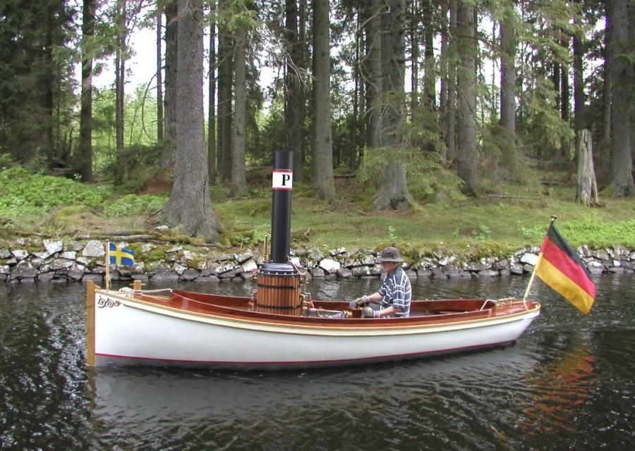 Steamboat Pauline - Picture 1