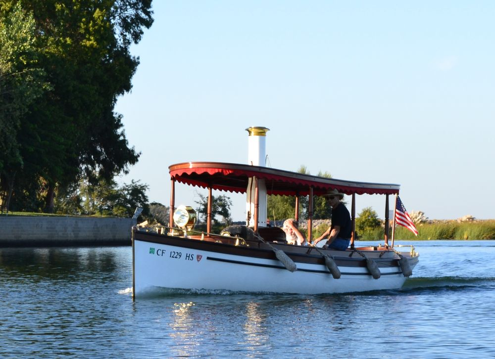 Steamboat San Joaquin  - Picture 4 - taken by Wesley Harcourt: 2012