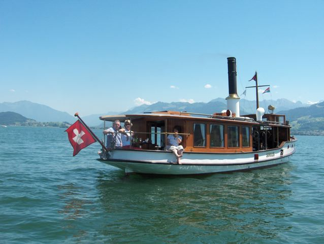 Steamboat Sirius - Picture 2