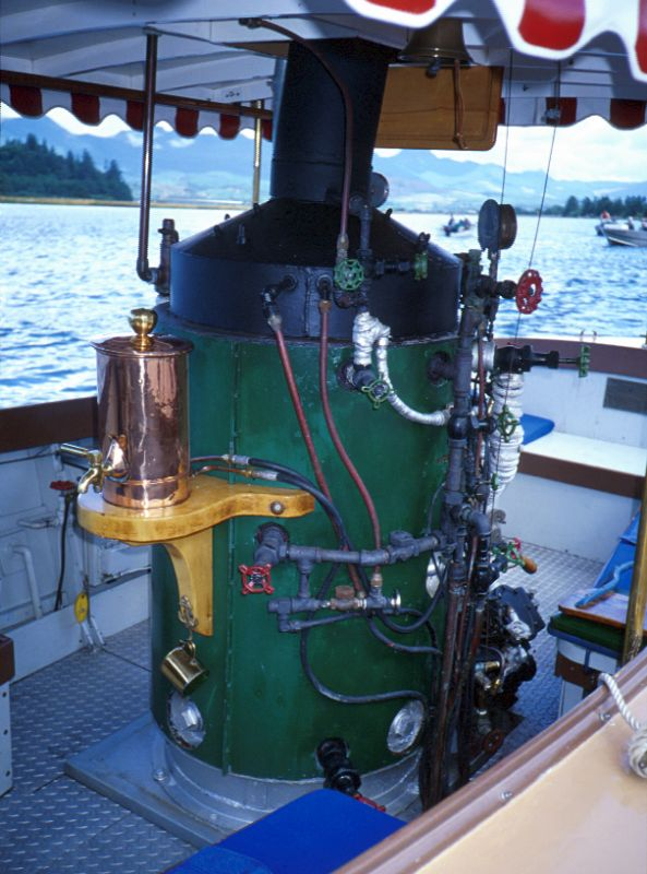 Steamboat Slow Bell - Picture 6