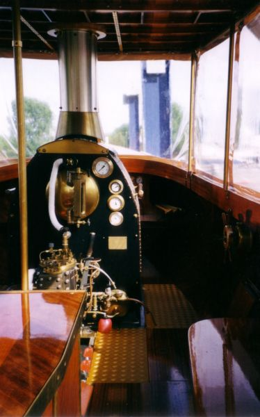 Steamboat Unica - Picture 28 - taken by Horst Blum