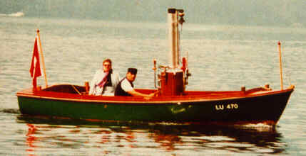 Steamboat Uranus - Picture 1