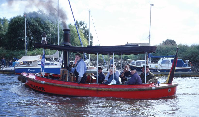 Steamboat Weser - Picture 4