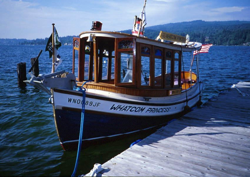 Steamboat Whatcom Princess - Picture 2